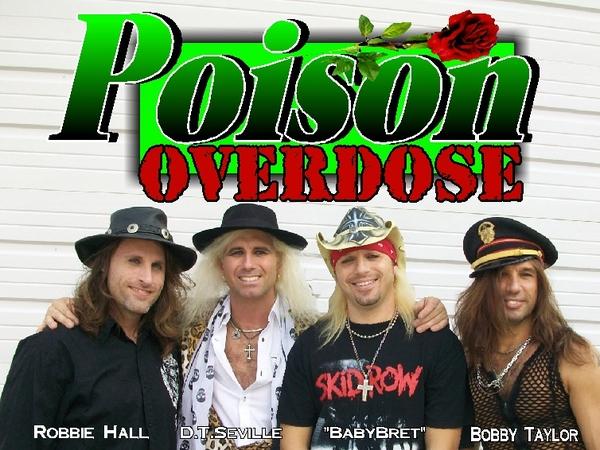 Poison Overdose Poison tribute