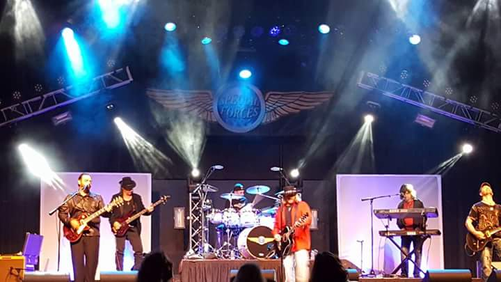 Special Forces Band - .38 Special Tribute Band