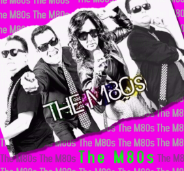 The M80s lettering 270x250 - Top Kansas City Bands and Live Entertainment Booking