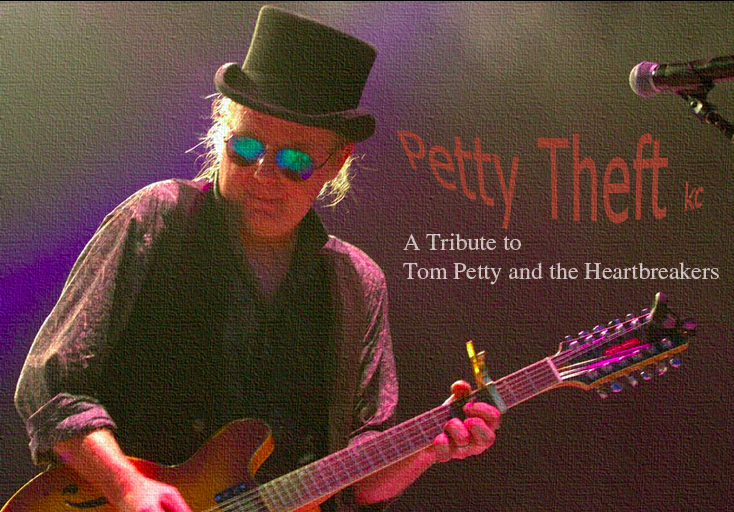Petty Theft KC - Tom Petty Tribute band - Kansas City Booking 816-734-4558