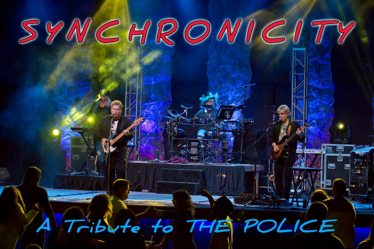 Synchronicity - The Police Tribute