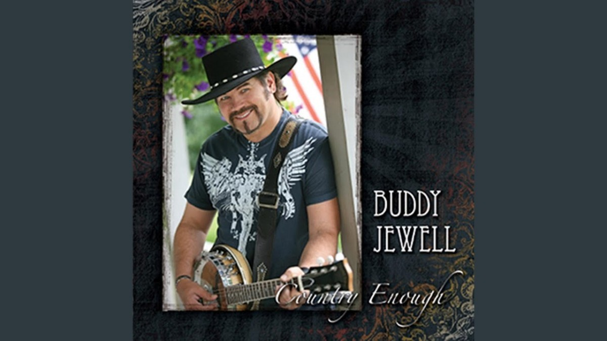Buddy Jewell Booking Agency | Buddy Jewell Event Booking