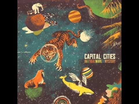 Capital Cities Booking Agency | Capital Cities Event Booking