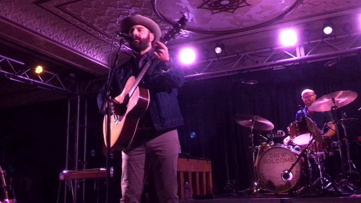 Drew Holcomb and The Neighbors Booking Agency | Drew Holcomb and The Neighbors Event Booking