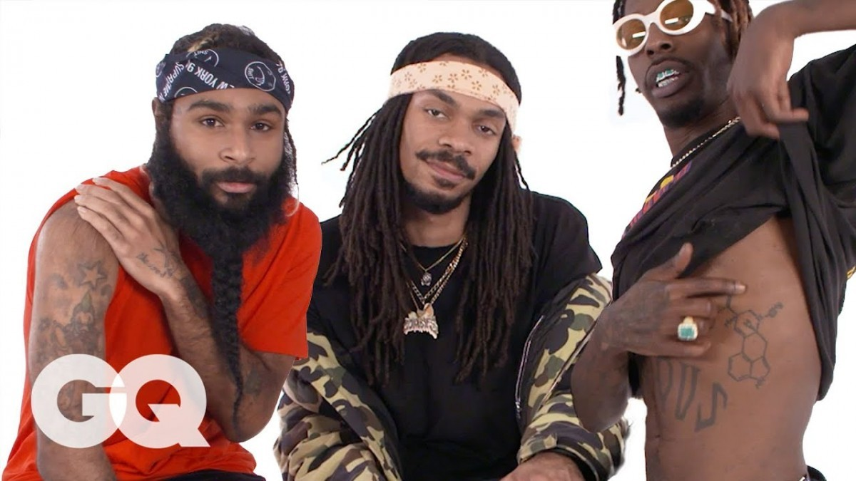 Flatbush Zombies Booking Agency | Flatbush Zombies Event Booking