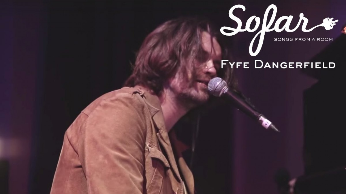 Fyfe Dangerfield Booking Agency | Fyfe Dangerfield Event Booking