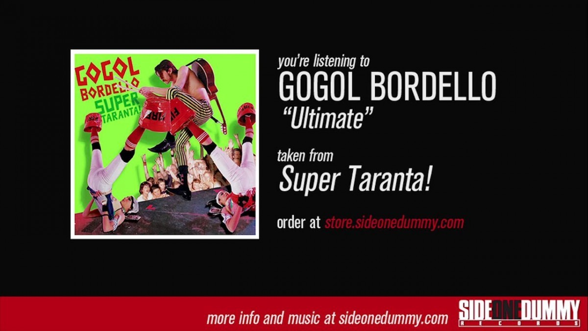 Gogol Bordello Booking Agency | Gogol Bordello Event Booking