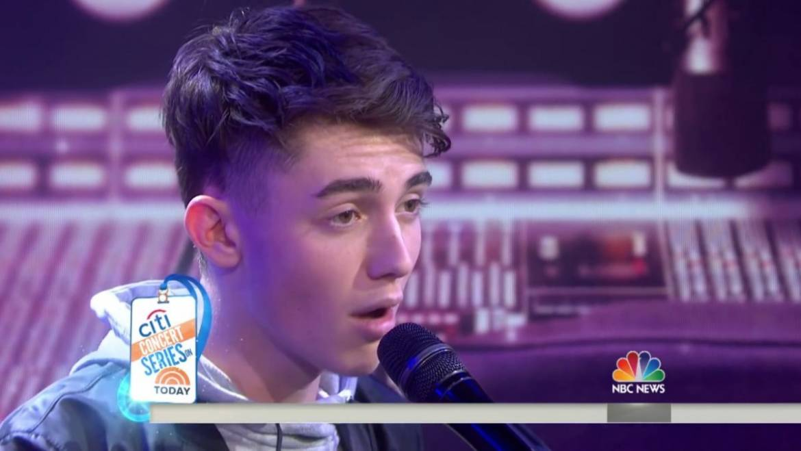 Greyson Chance Booking Agency | Greyson Chance Event Booking