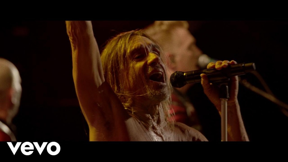 Iggy Pop – Post Pop Depression Booking Agency | Iggy Pop – Post Pop Depression Event Booking
