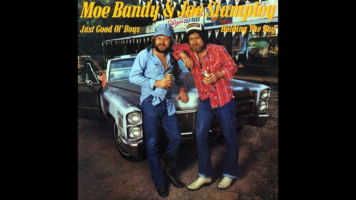 Moe Bandy Booking Agency | Moe Bandy Event Booking