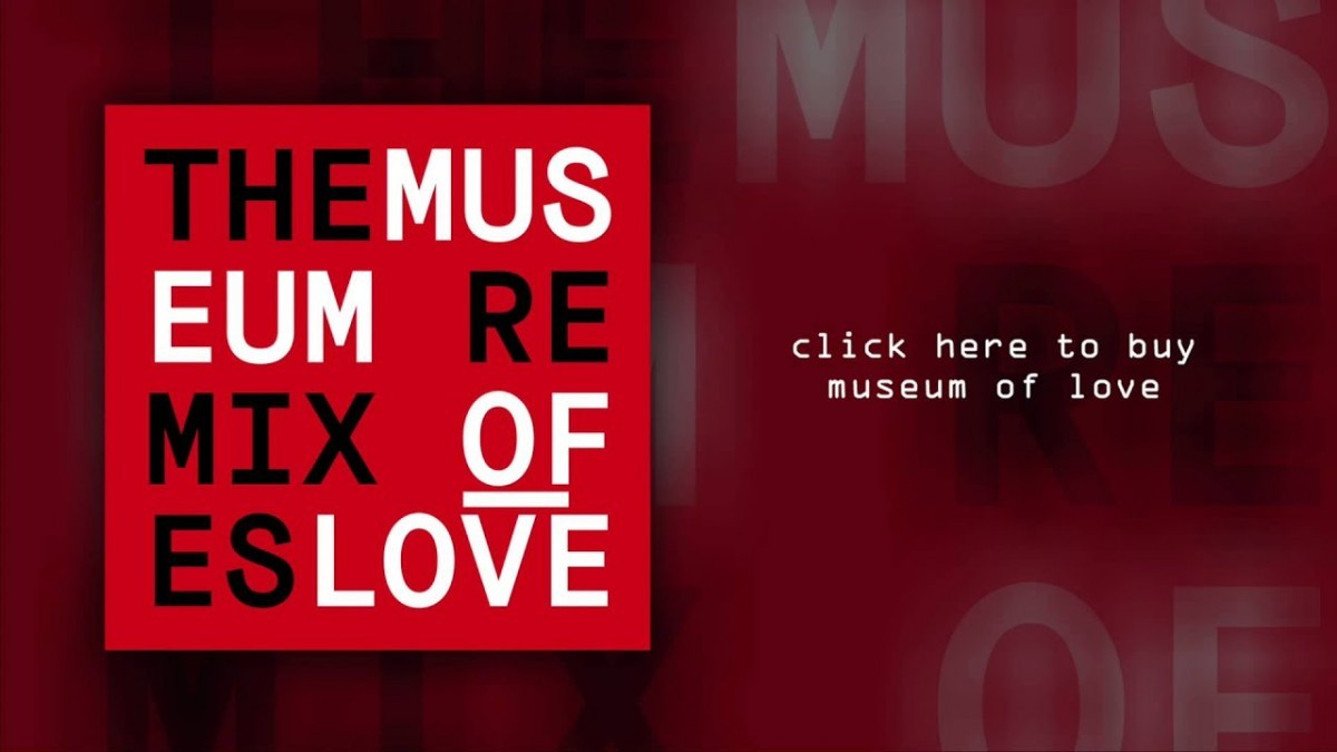 Museum Of Love Booking Agency | Museum Of Love Event Booking