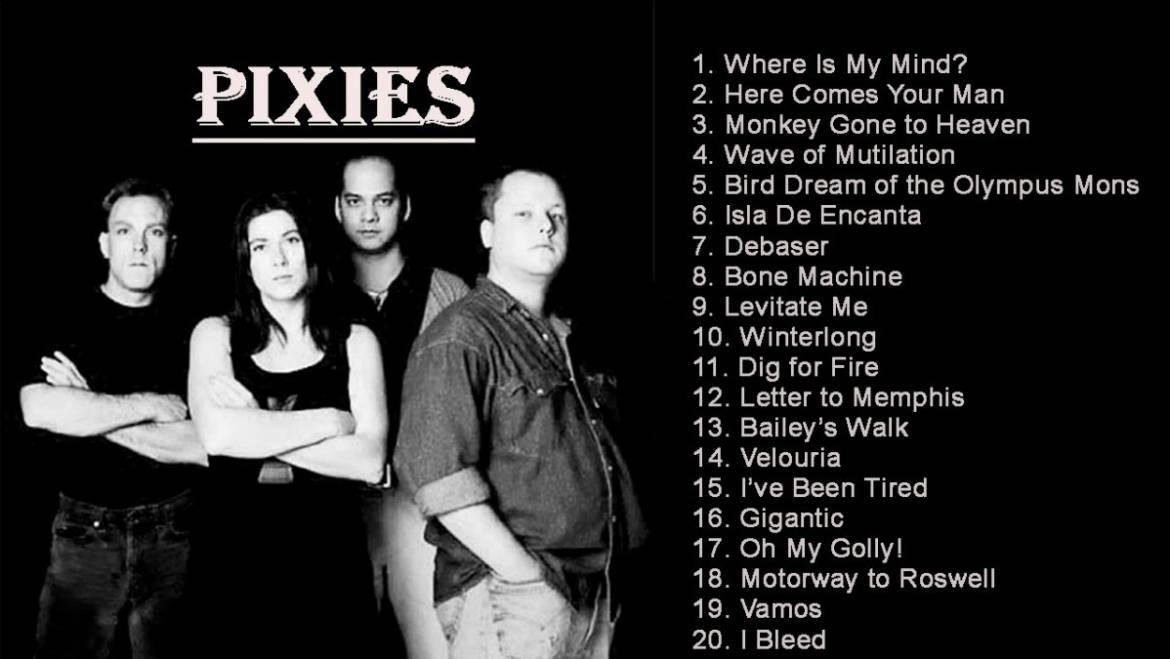 Pixies Booking Agency | Pixies Event Booking
