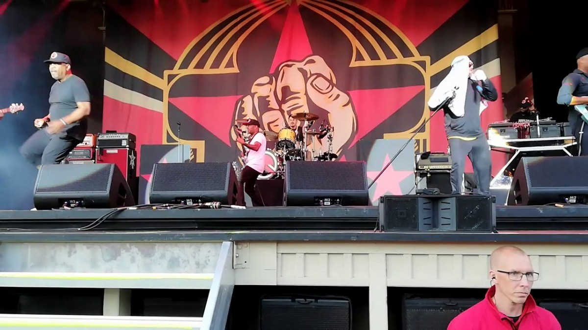 Prophets of Rage Booking Agency | Prophets of Rage Event Booking