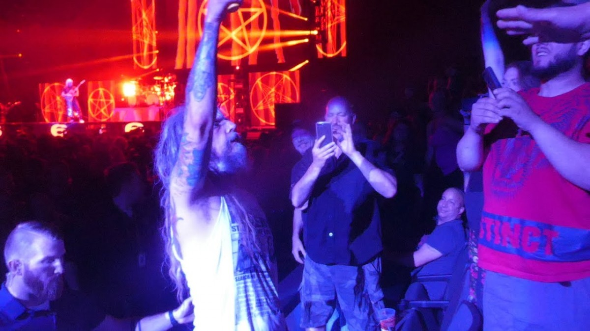 Rob Zombie Booking Agency   Rob Zombie Event Booking