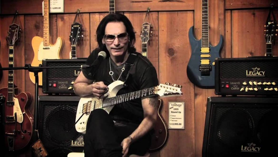 Steve Vai Booking Agency | Steve Vai Event Booking