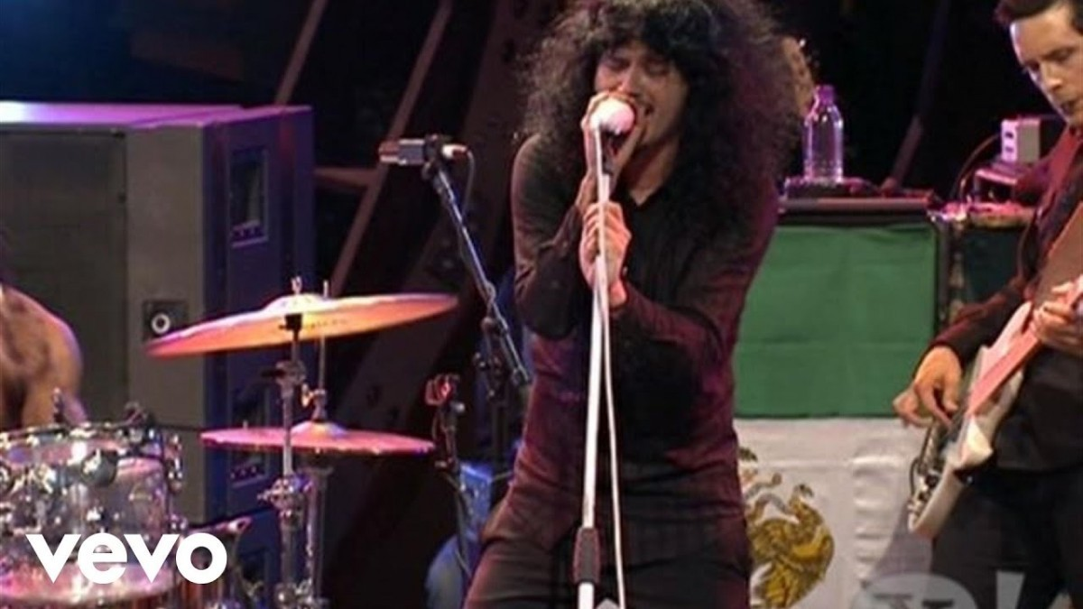 The Mars Volta Booking Agency | The Mars Volta Event Booking