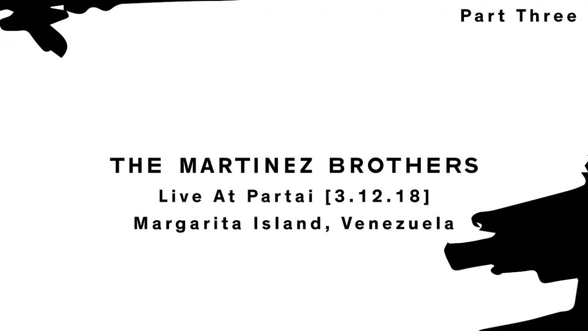 The Martinez Brothers Booking Agency | The Martinez Brothers Event Booking