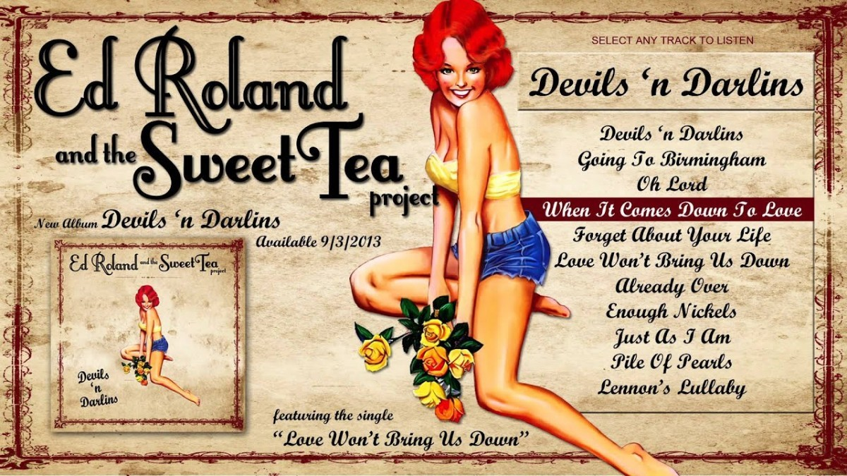 The Sweet Tea Project Booking Agency | The Sweet Tea Project Event Booking