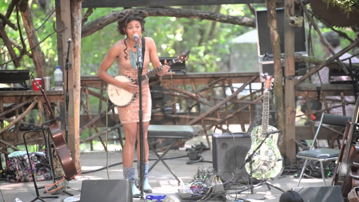 Valerie June Booking Agency | Valerie June Event Booking
