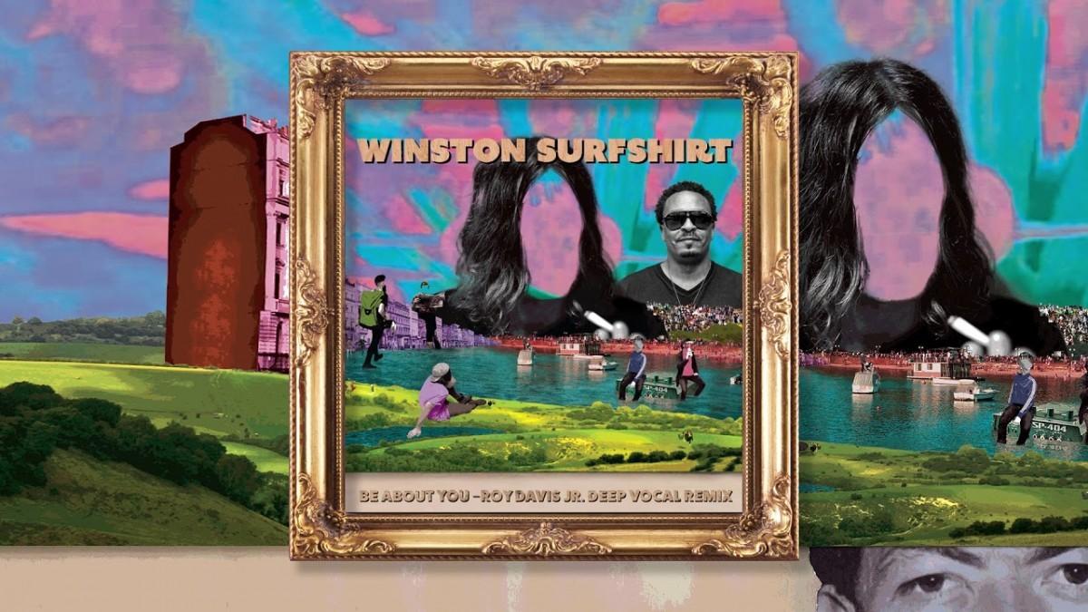 Winston Surfshirt Booking Agency   Winston Surfshirt Event Booking