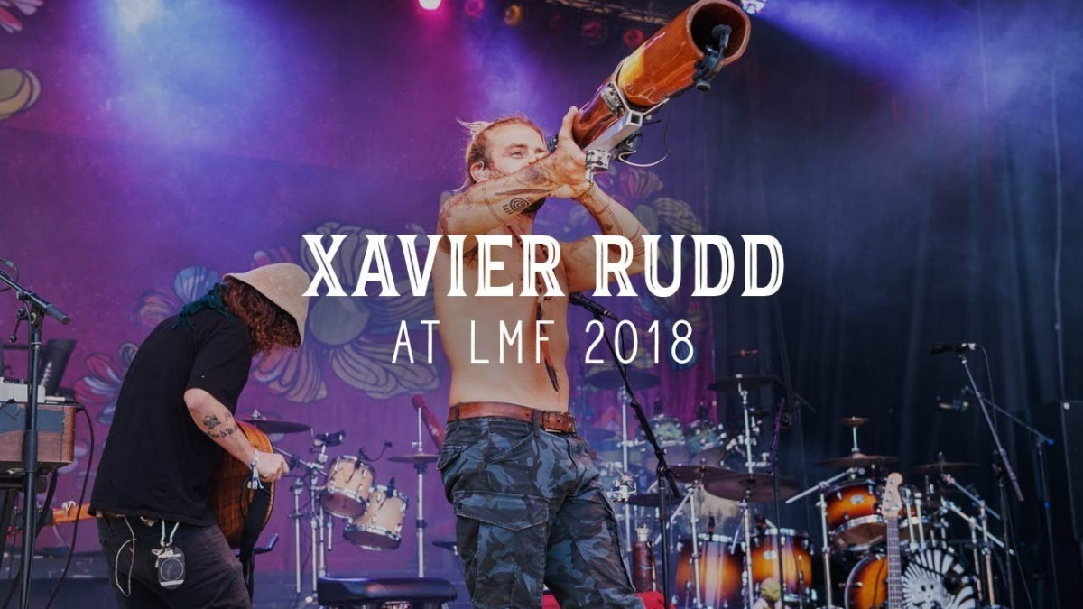 Xavier Rudd Booking Agency | Xavier Rudd Event Booking