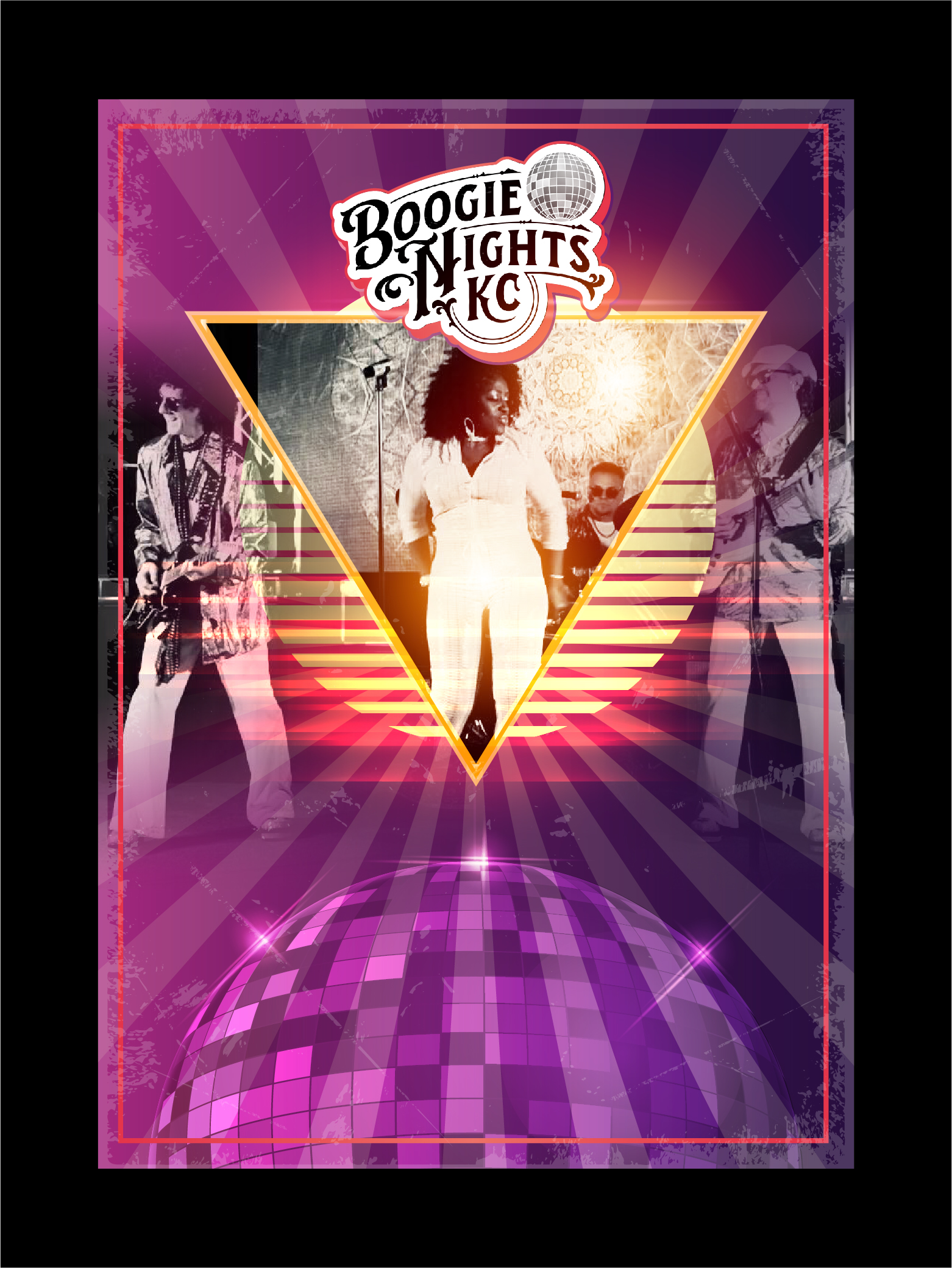 Boogie Nights Kansas City Disco Tribute