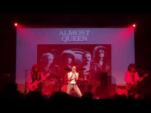 Almost Queen – Queen Tribute Band Booking Agency