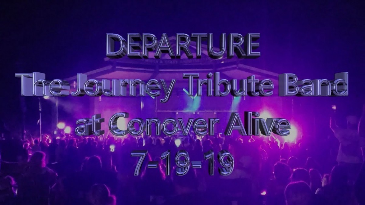 Departure – Journey Tribute Band Booking Agency