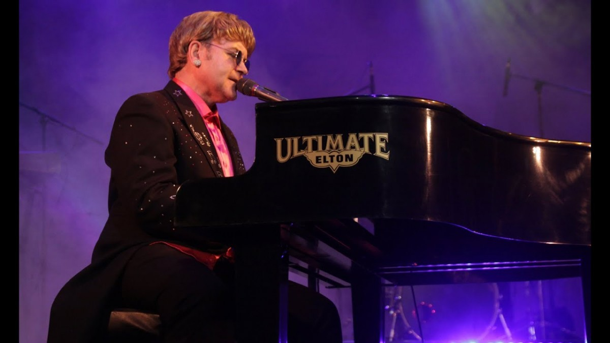 Elton John Tribute Band Booking Agency