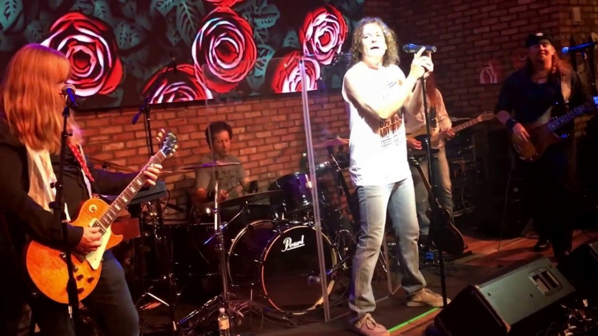 Foreigner Tribute Band Booking Agency