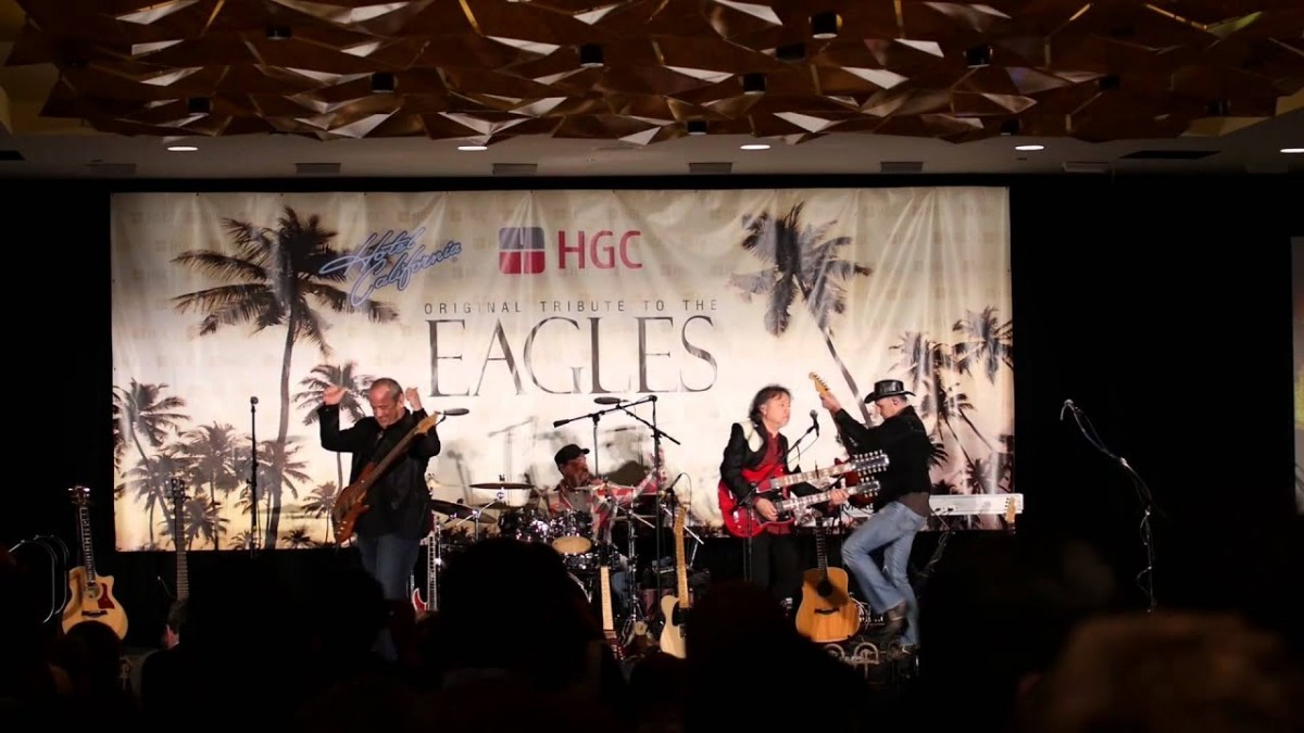 Hotel California – The Eagles Tribute Band Booking Agency