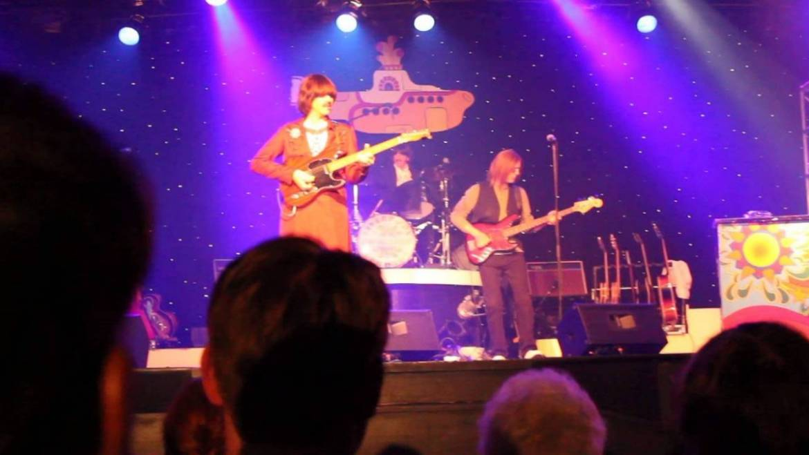 Liverpool – The Beatles Tribute Band Booking Agency