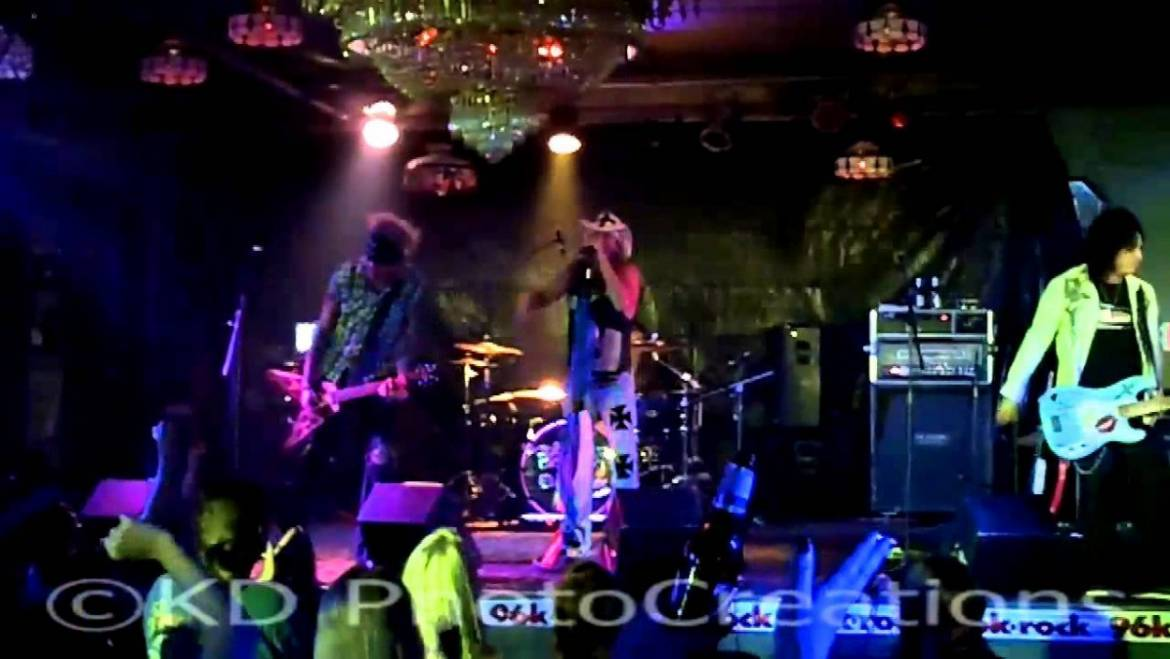 Poison Tribute Band Booking Agency