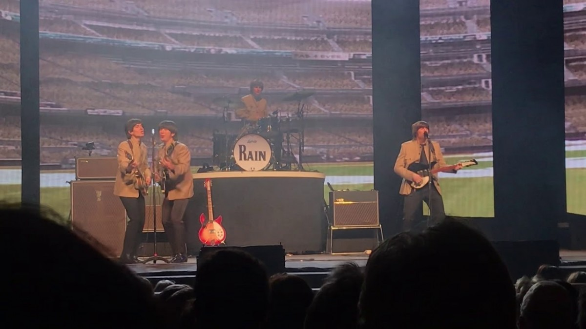Rain – The Beatles Tribute Band Booking Agency