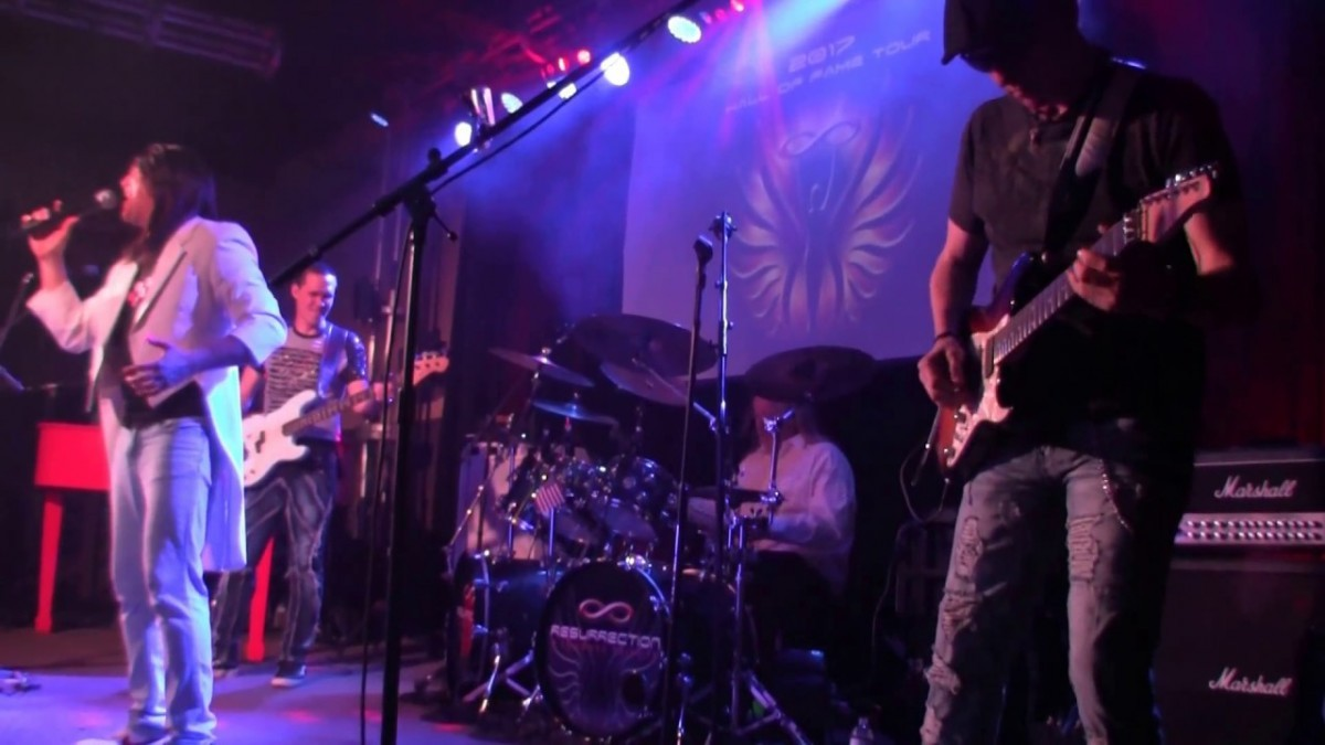 Resurrection – Journey Tribute Band Booking Agency