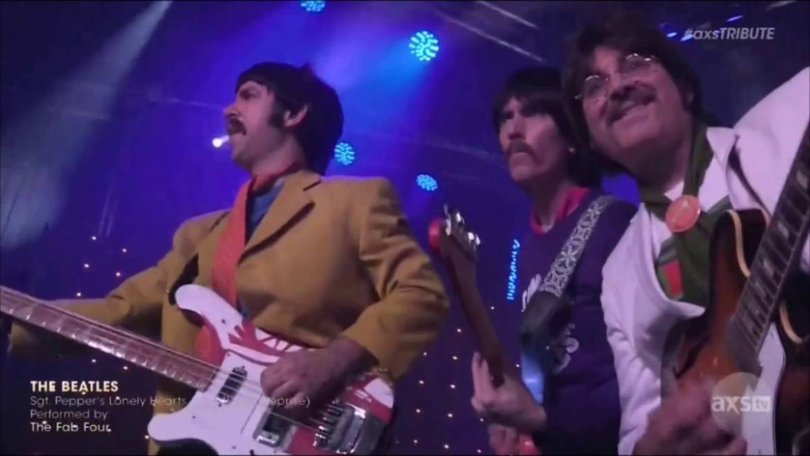 The Fab Four – The Beatles Tribute Band Booking Agency
